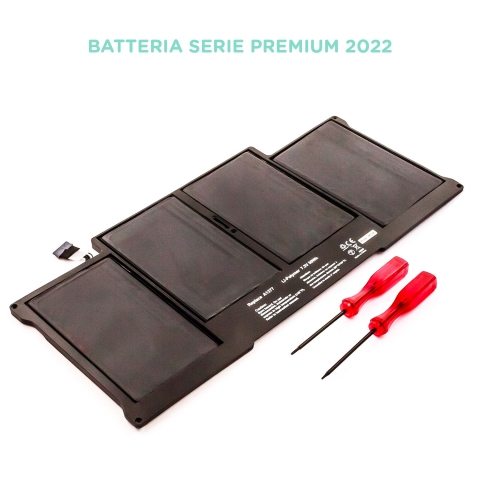 Batteria notebook APPLE A1377, A1405, A1496,