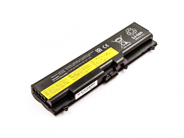 Batteria LENOVO ThinkPad E40, Li-ion, 10,8V, 5200mAh, 56,2Wh, black