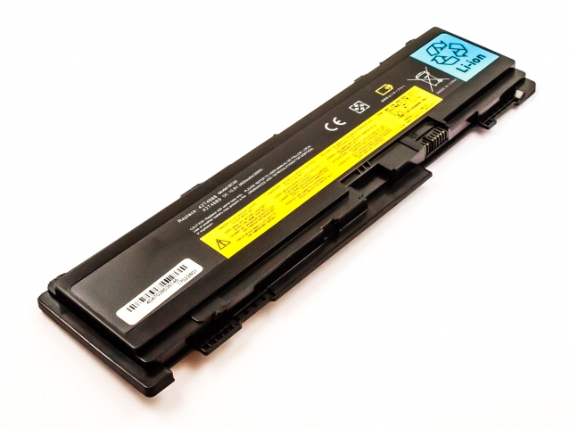 Batteria LENOVO ThinkPad T410s, Li-ion, 10,8V, 3600mAh, 38,9Wh, black