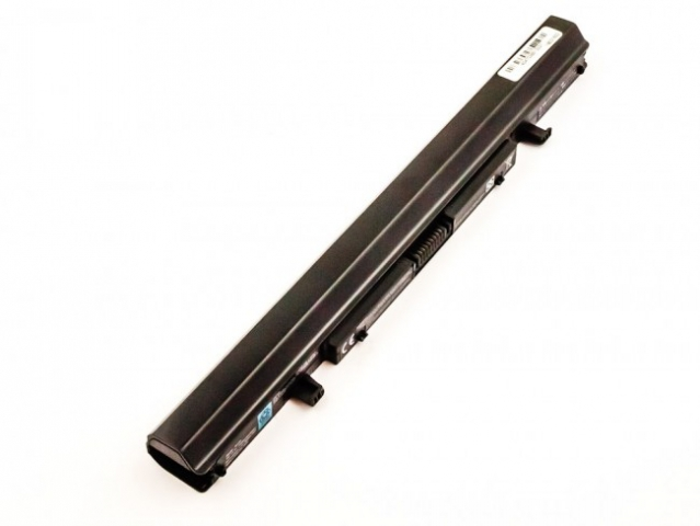 Batteria compatibile TOSHIBA Satellite  L950D, Li-ion, 14,8V, 2200mAh, 32,6Wh, black