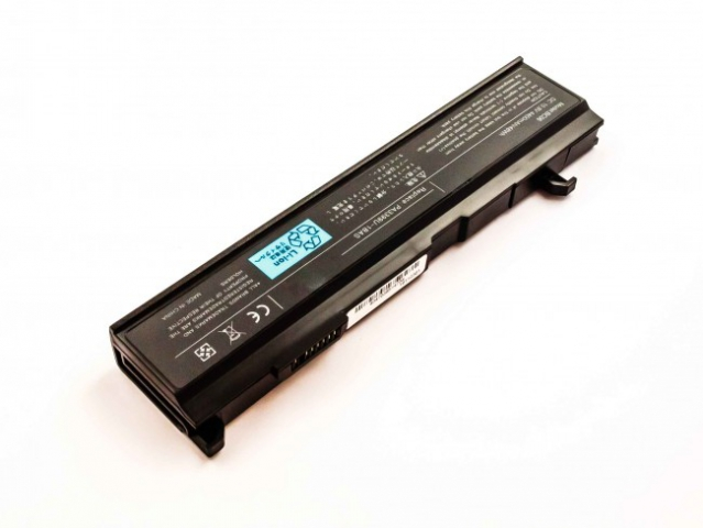 Batteria compatibile TOSHIBA Satellite A80, A100, A105, Li-ion, 10,8V, 4400mAh, 47,5Wh