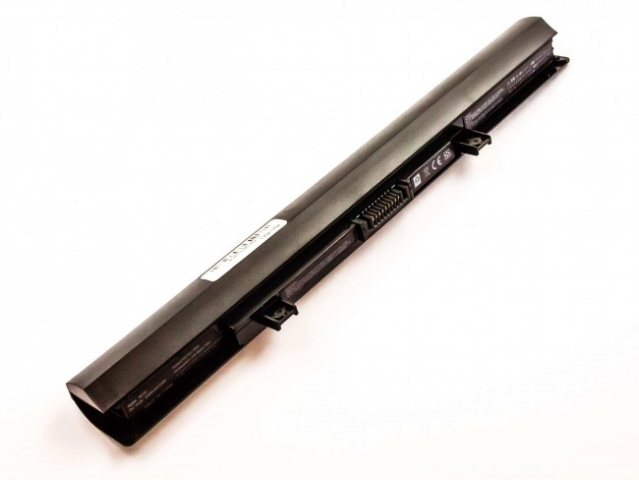 Batteria compatibile TOSHIBA Satellite C55, C55D, Li-ion, 14,8V, 2200mAh, 32,6Wh, black