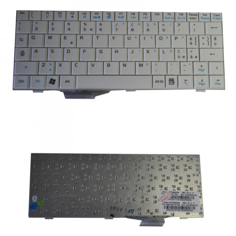 Tastiera Notebook ASUS Eee PC 700 (White)