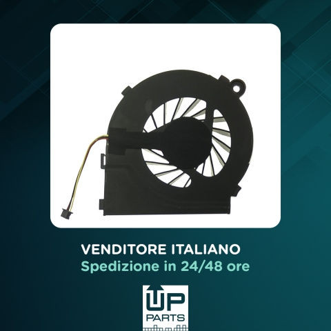 UP-FNH005 | Ventola per HP G6-1000 3 pins