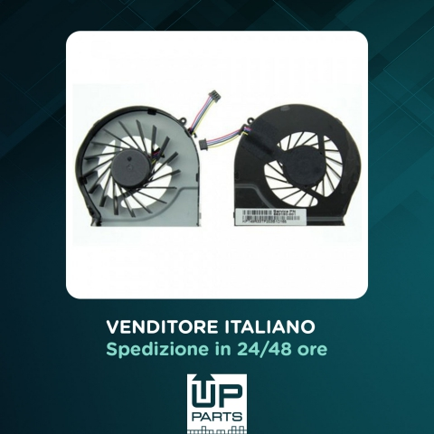 UP-FNH008 | Ventola per HP G6-2000 4 pins