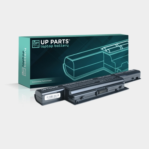 UP-E-R4741 | UP PARTS® UP-E-R4741 Batteria ACER Aspire 4251, 4738, Li-ion, 10,8V, 4400mAh, 47,5Wh, black - Serie Premium