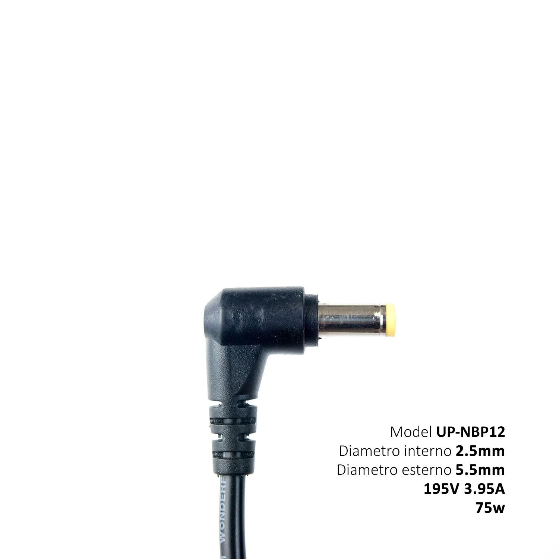 Alimentatore notebook 19.0 Volt per ASUS X552E, X552EA, X552EP